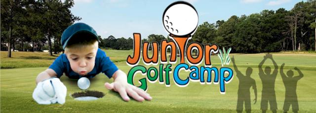 Golfcamp for barn og unge uke 33